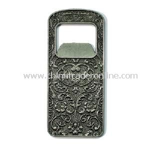 Metal Fashion Bottle Opener/Opener from China