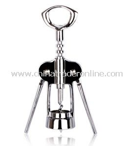 Wine Winged Corkscrew/ Bottle Opener for Promotional Gift