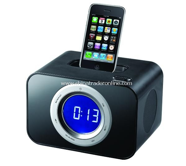 Clock Radio with LCD from China