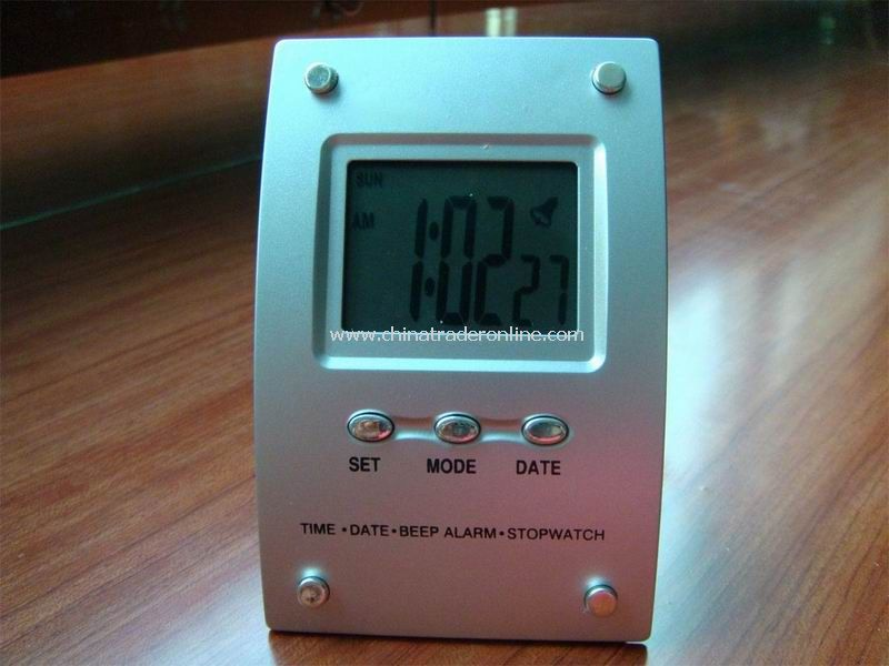 LCD Clock from China