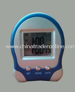 Novelty LCD Clock