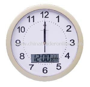 RC LCD Clock - 1