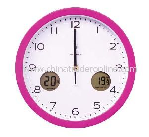 RC LCD Clock - 2 from China