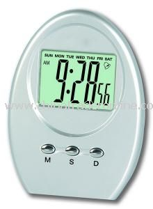 Table LCD Clock from China