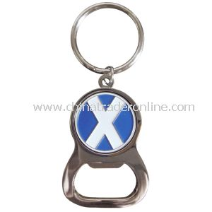 Promotion Bottle Opener Keychain from China