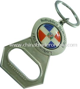 Promotion Gift Bottle Opener Keychain