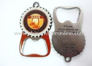 Wholesale High Quality Bottle Opener Keychain