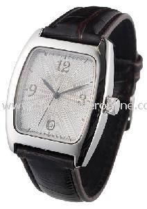 Luxury Leather Men Watch