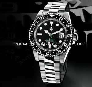 Fashion Roles Mechanical Movt Watch for Men