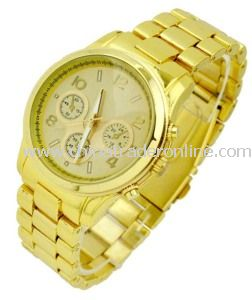 Waterproof Fashionable Swiss Mk Watch for Men