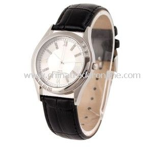 2014 Fashion Lady Genuine Leather Watch for Wholesale