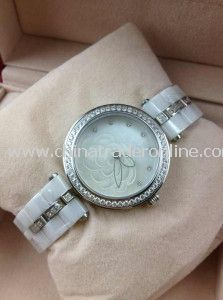 Fashion Ceramic Ladies Wrist Watch