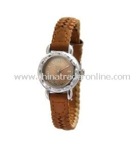 Fashion Womens Watch, Wrist Watch for Ladies Leather Bracelet
