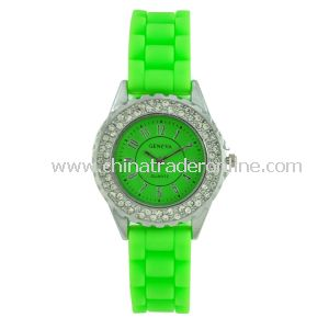 Popular Lady Size Diamond Watch