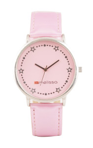 Quartz Fashion Lady Watches/PU Leather Watch