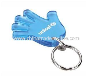 Hand Shape Keyring