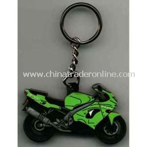 Plastic Motorcycle Keychain for Promotion Gifts