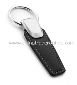 2014 Hot Promotion PU/Genuine Leather Keychain