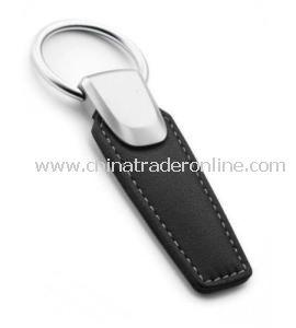 2014 Hot Promotion PU/Genuine Leather Keychain