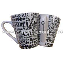 Ceramic Mug / Promotion Gift Mug / White Mug / Cup