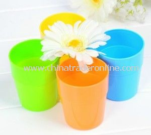 2014 Hot Selling 16oz Double Wall Plastic Cups with Printing