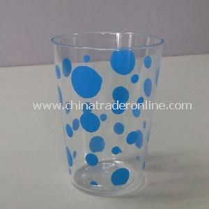 350ml Transparent Plastic Cup