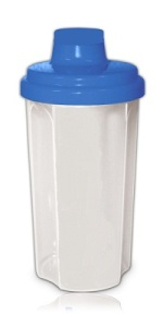 600ml PP Plastic Cup