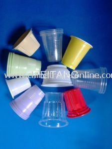 Disposable Plastic Cups from China