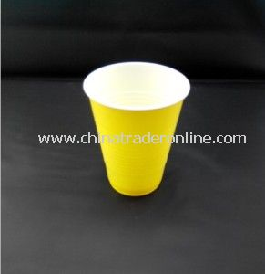 Double Color Plastic Cup with Printing