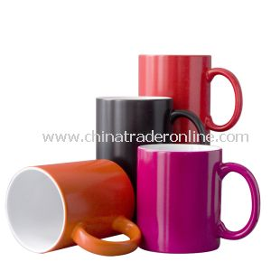 Glossy Whole Mug Colour Changed Mug