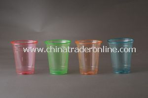 Pet Cup /Cold Cup /Plastic Cup from China