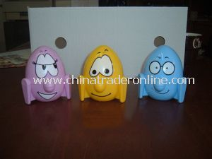 Plastic Egg Doll Cup from China