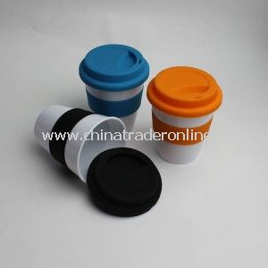 Wholesale Plastic Coffee Cups with Lids