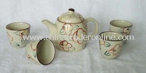 Tea Set, Coffee Set