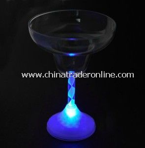Flashing Drinkware LED Margarita Wine Cup