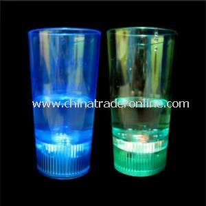 Flashing Liquid Activated Shot Glass Cup, LED Cup