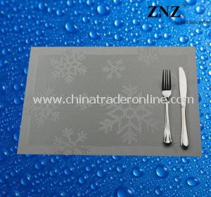 Znz PVC+Poly Table Pads, Cup Pads, Boul Pads from China