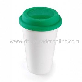 Custom Rubber Silicone Coffee Cup Cover from China