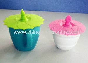 Fad Silicone Cup Cover from China