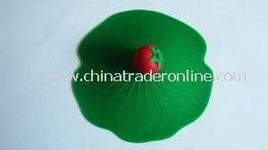 Hot Flower Sharp Good Quality Silicone Cup Cover from China