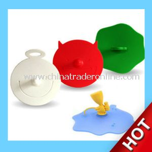 Rubber Silicon Cup Lid / Cup Cover from China