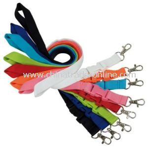 2013 Promotional High Quality Lanyards