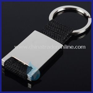 Alloy Blank Metal Keychain Lanyard