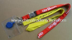 Fashion Promotion Lanyard