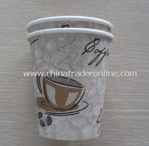 FDA Disposable Paper Cup /Coffee Cup/Drinking Cup