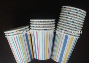 LFGB Disposable Paper Cup /Coffee Cup/Drinking Cup from China