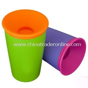 Wow Cup/Spill Free Drinking Cup