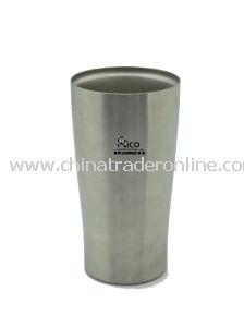 2014 Simple Stainless Steel Beer and Wine Cup