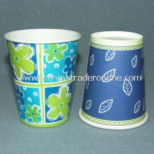 Hot Paper Cups/Disposable Paper Cups from China