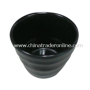 3.375Melamine Cup (Inside Shining, Outside Matt)